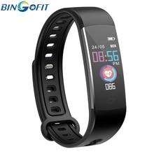 BingoFit Fitness Tracker IP67 Waterproof Smart Bracelet Screen Heart Rate Monitor Pedometer Wristband Watch for Mi Band4
