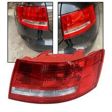 Задний левый правый задний фонарь, корпус лампы в сборе, без лампочек для Audi A6 C6 S6 A6 Quattro 2005-2008 4F5945095D 4F5945096D