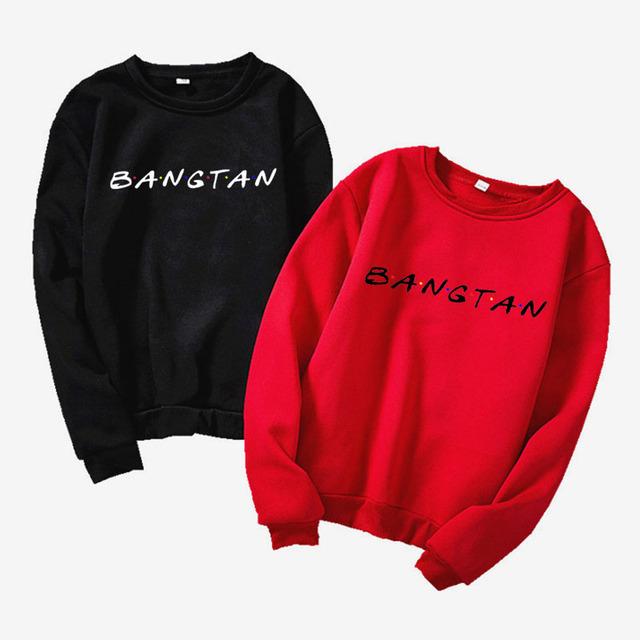 BANGTAN SWEATSHIRT (5 VARIAN)