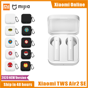 Xiaomi Earphone TWS Earbuds Mi True Airdots Pro Air-2 Wireless Bluetooth Touch-Control