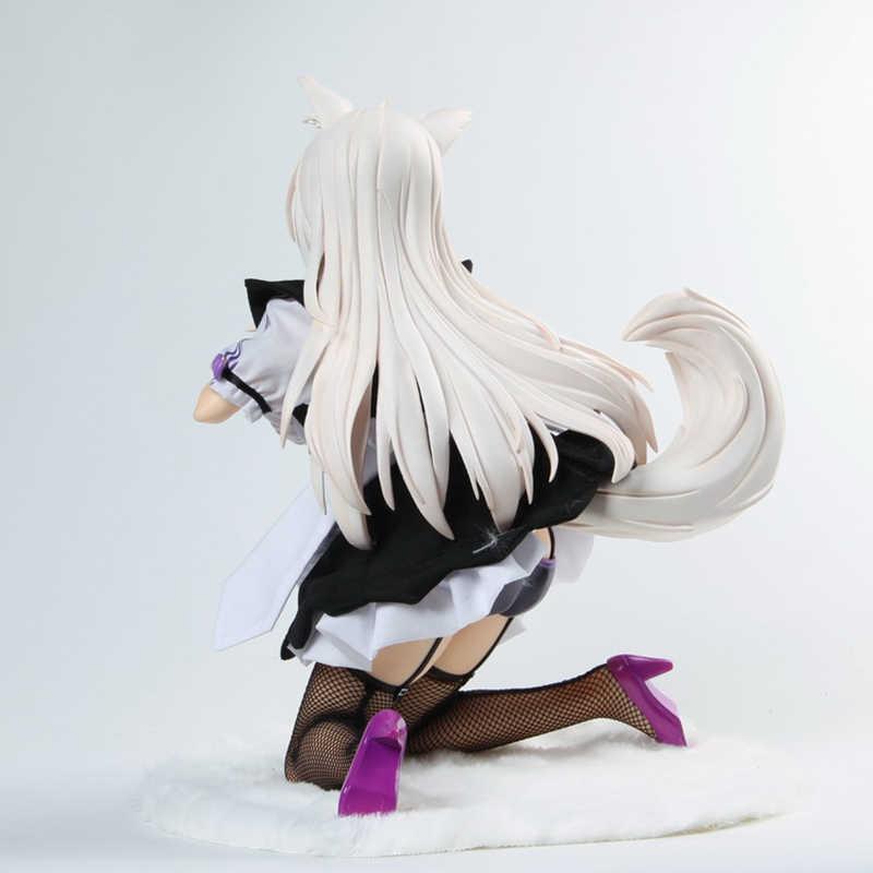 Figurine nekopa Native en PVC, Chocola & Vanilla coco, japonais, Anime Sexy pour fille, modèle de poupée, jouets cadeaux