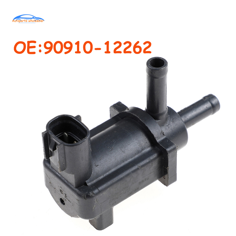 For TOYOTA 4RUNNER/HILUX Vacuum Switch Valve 90910-12262 9091012262 136200-2911 90910-AC001 CP585 PV674 2M1308 CP675 Auto Parts
