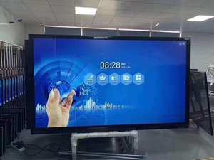49 50 inch digitl tablet interactive touch screen lcd display with PC buit in