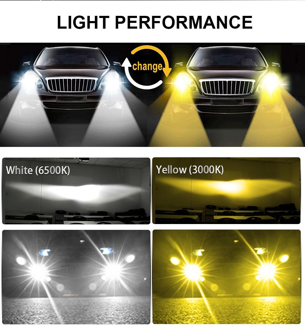 doppia punta 1860 3SMD 3030 Canbus Car Interior Light Lampada da lettura Super alta luminosit/à ANYIKE Lampadina LED per auto