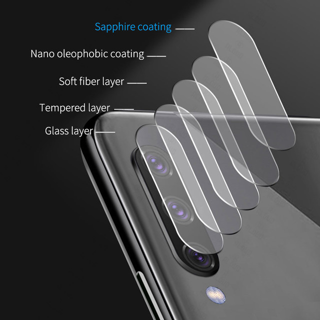 2pcs Camera Lens Glass for Samsung Galaxy A51 A71 Note 20 S20 Ultra Plus S20+ A31 A21S M31 A02 A12 S21 Screen Protector S20 Fe 6