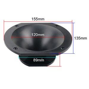 Image 2 - Głośnik GHXAMP 135*155mm głośnik sceniczny ABS róg głośnik gardła oryginalny profesjonalny głośnik sceniczny akcesoria