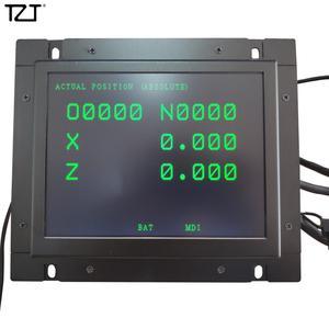 Сменный ЖК-монитор для FANUC с ЧПУ, TZT, ЖК-монитор, ЖК-дисплей, экран 9 дюймов, для системы с ЧПУ, CRT