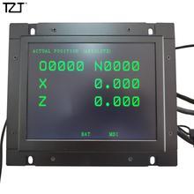 TZT A61L 0001 0093 D9MM 11A 9 Inch LCD Monitor Ersatz für FANUC CNC System CRT