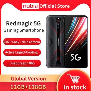 Купить Телефон мобильный, 6,65 дюйма, 12 Гб, 128 ГБ, Snapdragon 865, Android 10, NFC, Wi-Fi 6