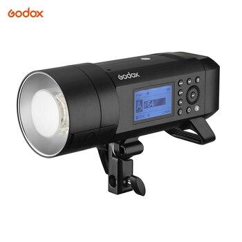 Godox WITSRO AD400Pro All-in-One Flash Light Speedlite 2.4G Wireless X System Built-in Battery TTL Auto-flash GN72 1/8000s HSS