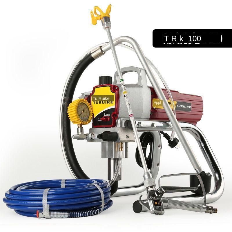 1700W High-pressure Airless Spraying Machine 220V ProfessionalAirless Paint Sprayer Painting Machine Tool 2.5/3.5L