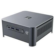 10th Gen Mini PC Intel Core i9 10880H i7 10750H i5 10300H Windows 10 Linux 2 * DDR4 2 * M.2 2 * Lan WiFi DP HDMI 4K Computer HTPC NUC
