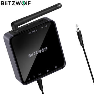 Blitzwolf Audio-Adapter Transmitter Receiver Speaker TV Aux Bluetooth BW-BR4 Music Wireless