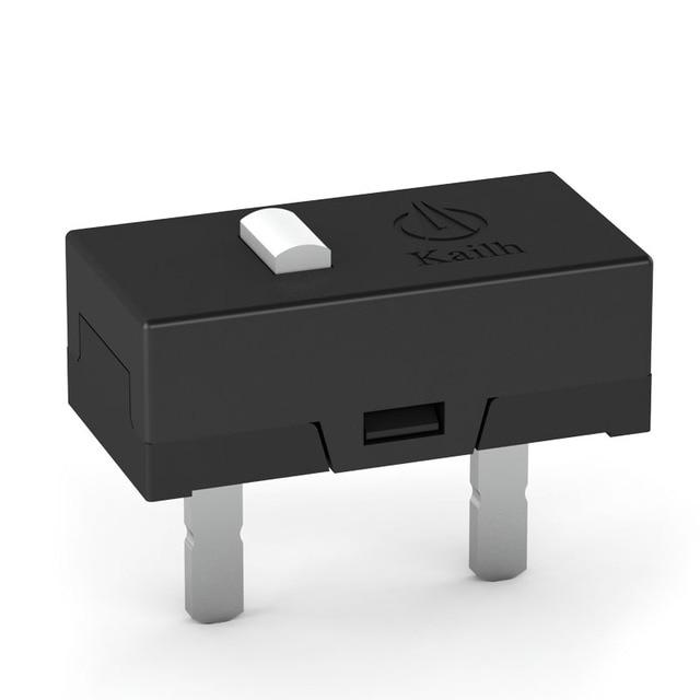 10 Pcs Kailh Hoge Mini Micro Schakelaar Met 10,000,000 Cycli Mechanische Levensduur CMI873101D01