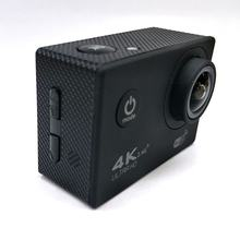 F60R 2.0 Inci 4K 170 Derajat Sudut Lebar WiFi Olahraga Action Camera Camcorder Ringan Kolam Air Helm Kamera(China)
