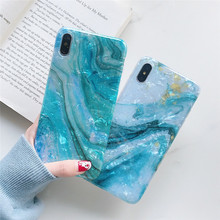 Glitter Marble Case For iphone 7 XR XS MAX Case Soft TPU Back Cover For iphone 6 6S 7 8 Plus iphone X XR Case Cover Phone Case цена и фото