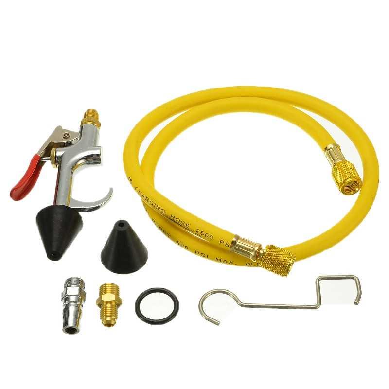C Flush Kits Kanister für Werkz F6V5 Auto Klimaanlage Rohr Reinigung Flasche A