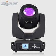 Сценическое освещение Lyre 7R DMX с движущейся головкой, 230 Вт, сенсорный экран, освещение для дискотеки для ночного клуба, диджея вечерние, бара, ...
