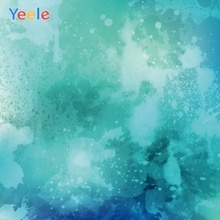 Yeele Wall Decor Photocall Graffiti Blue Ins Style hotography Backdrops Personalized Photographic Backgrounds For Photo Studio