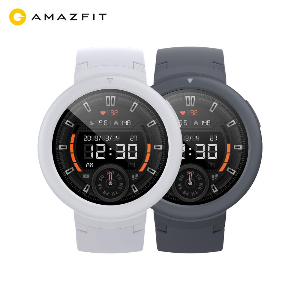Global Version Amazfit Verge Lite Smartwatch GPS GLONASS GPS Long Battery Life Sports Watch for Android iOS Phone 1