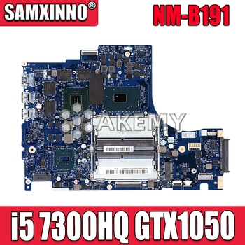 DY512 NM-B191 is suitable for Lenovo Y520-15IKBN notebook motherboard 5B20N00291 CPU i5 7300HQ GTX1050 DDR4 100% test work
