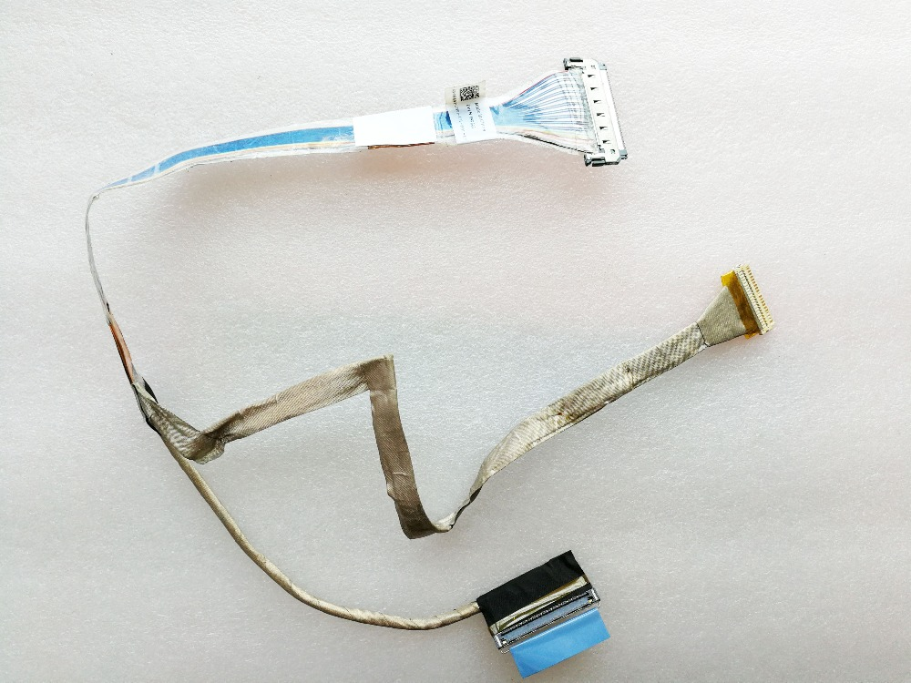 original for DELL <font><b>Alienware</b></font> <font><b>M17x</b></font> <font><b>R1</b></font> R2 HP693 0HP693 led lcd lvds cable image