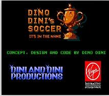 Игровая карточка для игры в футбол 16 бит для sega Mega Drive для Genesis