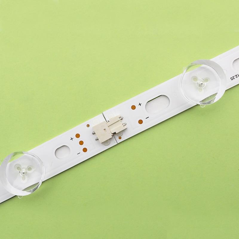 Image 3 - LED Backlight strip 9 lamp For LG INNOTEK POLA2.0 Pola 2.0 42 TV 42LN543V 42LN5300 42LN5406 ZA 42LN5300 42LN5750LED Bar Lights   -