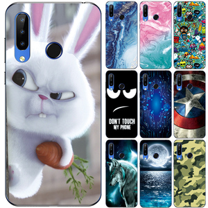 GUCOON Silicone Cover for Doogee N20 N10 Y8C Y9 Plus Case Soft TPU Protective Phone Back Case Bumper Shell(China)