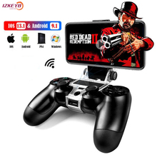 PS4 Controller Bluetooth Gamepad Joystick  For Dualshock 4 Wireless Controller Supports PC/IOS/Android/Steam