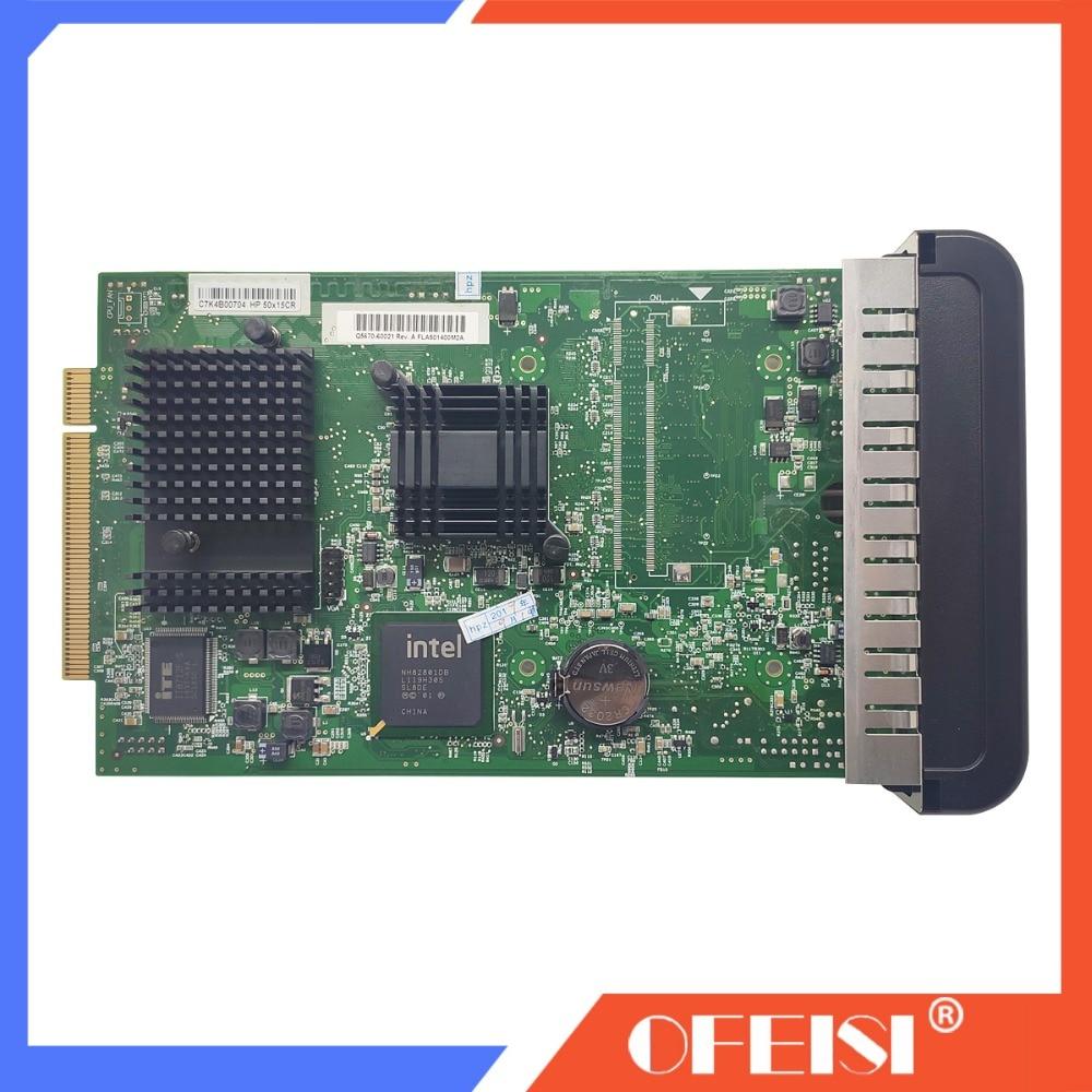 Q6683-67030 Q6683-60193 HP Designjet T1100 T610 PS T1100PS Formatter Board NEW