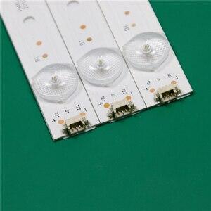 Image 2 - LED TV Illumination For JVC LT 32M340 LT 32M350W LT 32M355 LT 32M550 LED Bar Backlight Strip Line Rulers LSC320AN10 H LC320DXJ