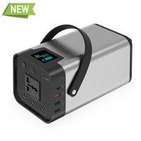 Power Bank 54000mAh External Battery AC/DC/USB/Type C Multi output Portable Generator for TV Fan Car Refrigerator Laptop etc.