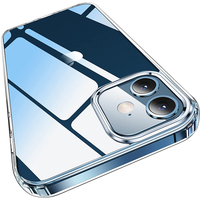 Funda protectora a prueba de golpes para iPhone, accesorios de cubierta no amarilla para iPhone 13 Pro Max 12 Mini 11 13Pro 12Pro XS X XR 7 8 Plus SE 2020