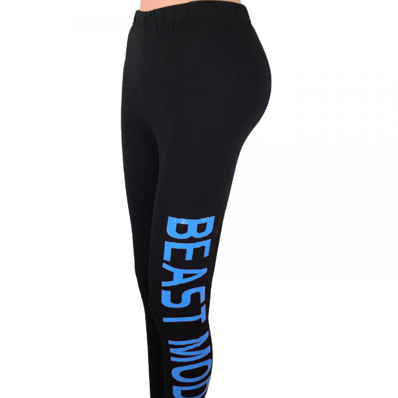 Women Leggings cotton High Quality High Waist Push Up Elastic Casual Workout Fitness Sexy Pants Bodybuilding Legging Clothing in Leggings from Women 39 s Clothing