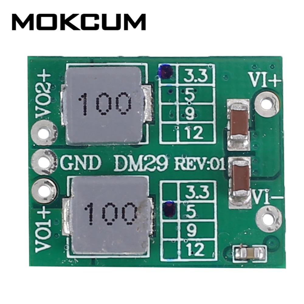 AC//DC to DC 3.3V 5V 6V 9V 12V 24V Buck Step Down Converter Volt Linear Regulator