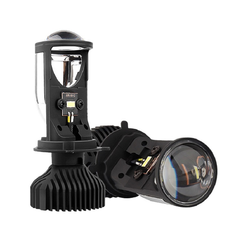 Car Accessories Super Bright Projector H4 Mini Lens Y6D LED Headlight Bulbs 36W Hi Low Beam Light With Wholesale Price