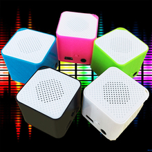Portable Mini MP3 Player Support Card Campaign MP3 Music Player Built-in Speaker Fashion #2