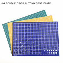 Carving Board Cutting Mat A4 Pad 3 Color Double-sided