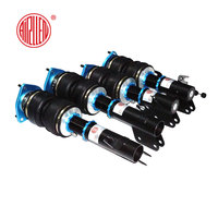 Airllen air suspension kit for Subar u IMPREZA GDB 2000 2007/Adjustable damping coilovers/shock absorber with air spring/AIR BAG