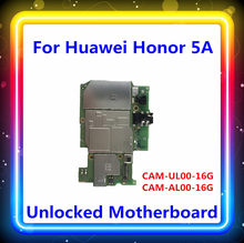 Voor Huawei Honor 5A Moederbord CAM-UL00-16G CAM-AL00-16G Unlocked Goed Getest Moederbord Android Os 16 Gb Mb Originele Logic Board(China)