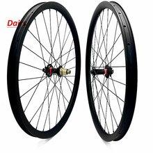 29er mtb 29 колеса дисковые 35x25 мм Асимметричные бескамерные mtb дисковые колеса NOVATEC boost 110x15 148x12 стойка 1423 велосипедные колеса