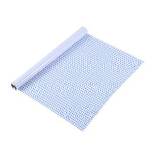 200x45 см белая доска стикер сухие стираемые доски съемные настенные наклейки доска с белой доской ручка для детской комнаты кухня