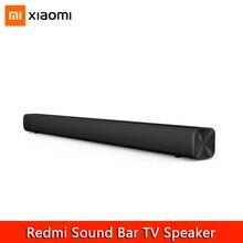 Звуковая панель Xiaomi Redmi, Bluetooth 5,0, ТВ-динамик 30 Вт, ПК, кинотеатр, Aux 3,5 мм, проводная и беспроводная стереосистема, домашняя объемная звуковая п...