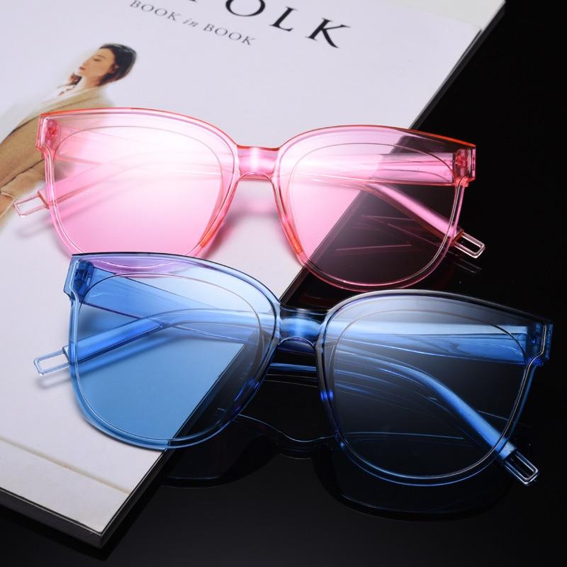 Sexy Cat Eye Sunglasses Women Brand Designer Small Triangle Vintage Sun Glasses Female Retro Cateye Eyewear Pink