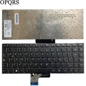 NEW Latin keyboard FOR LENOVO ideapad U430 U430P U330 U330P U330T LA Laptop keyboard NO-backlit no frame