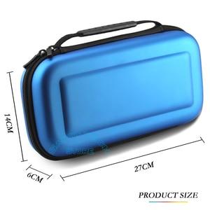 Image 2 - 닌텐도 스위치 휴대용 핸드 스토리지 가방 닌텐도 닌텐도 스위치 콘솔에 바 운반 케이스 커버 닌텐도 스위치 액세서리