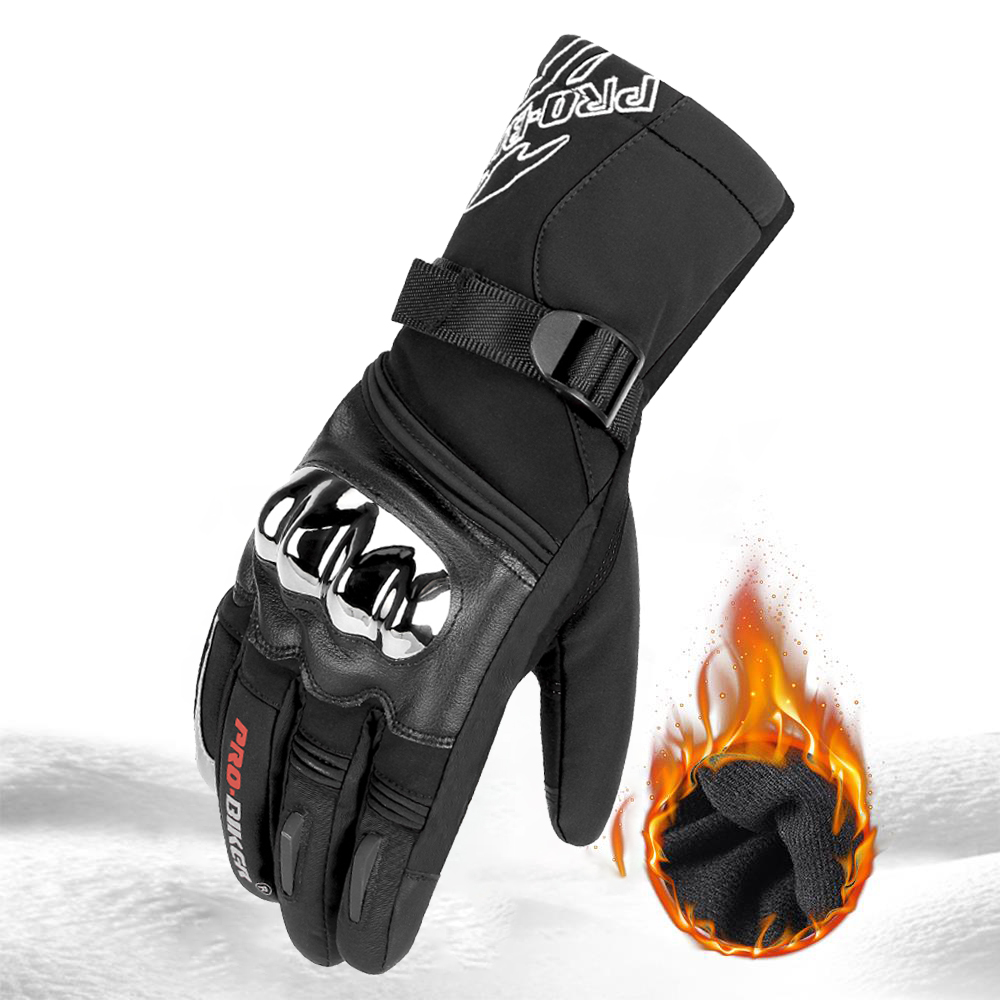 Motorcycle Gloves Guantes Moto Riding Gloves Motos Gloves Breathable Motorcycle Full Finger 100% Waterproof Windproof Winter