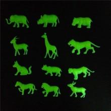 Fluorescent Animals Dolphins Stickers Baby Kids Toy Children