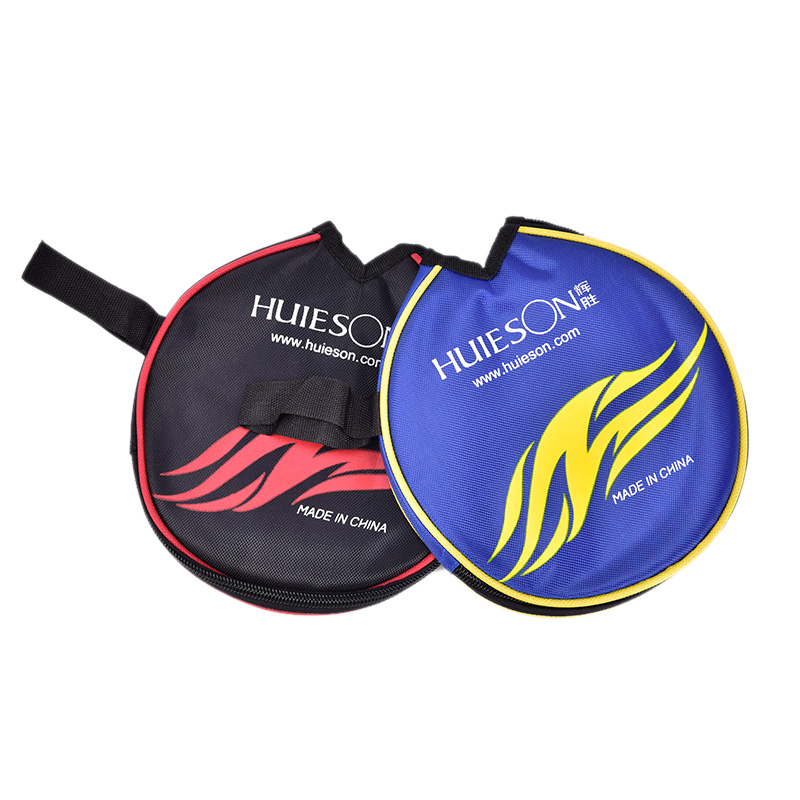 Table Tennis Canvas Rackets Bag For Training Professional Ping Pong Rackets Bag